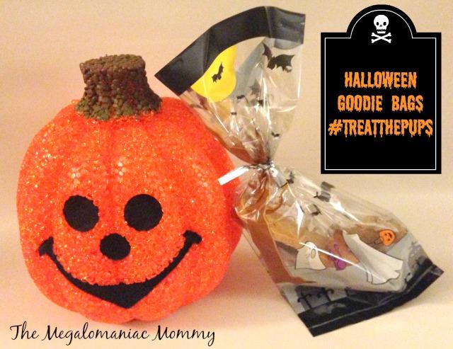 Big Heart Brands Pup-Peroni, Milk Bone Flavor Snacks, Milo's Kitchen Chicken Jerky Sticks, #TreatThePups Halloween Treat Bags