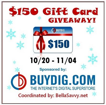 BuyDig.com Giveaway
