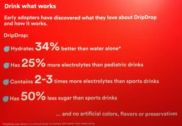 DripDrop About #DrinkDripDrop #spon