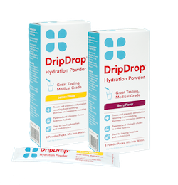 DripDrop Hydration Powder #DrinkDripDrop #spon