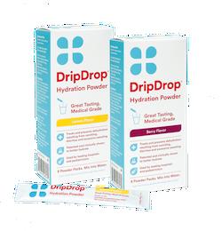 DripDrop Hydration Powder #DrinkDripDrop #spon