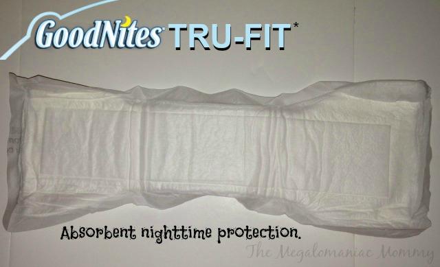 GoodNites Tru-Fit Absorbent Insert #TRUFIT #TRUFITTARGET #AD