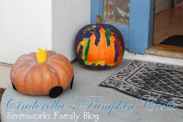 HalloweenPaintedPumpkins from Simmworks Family Blog / Formula Mom