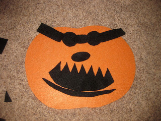 Build a Jack-o-Lantern from Mom Endeavors