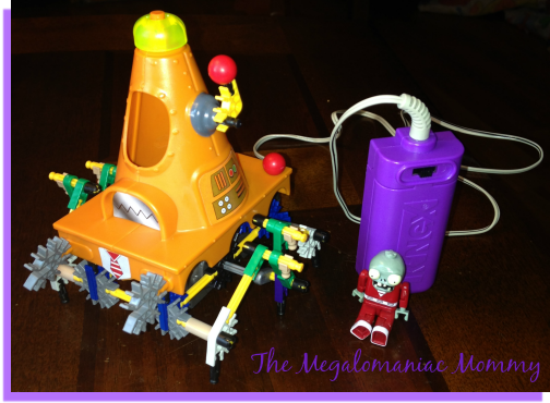 K'NEX Plants VS Zombies