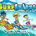 Swim Away with Surf Sharks