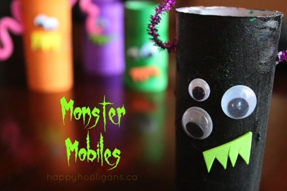 Monster Mobile from Happy Hooligans