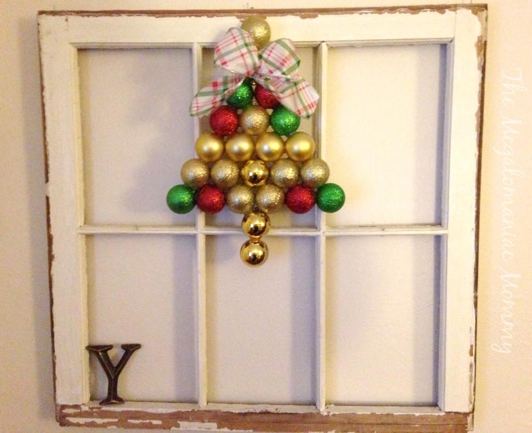 $3 Christmas Tree Decoration #craft #christmas Dollar Tree
