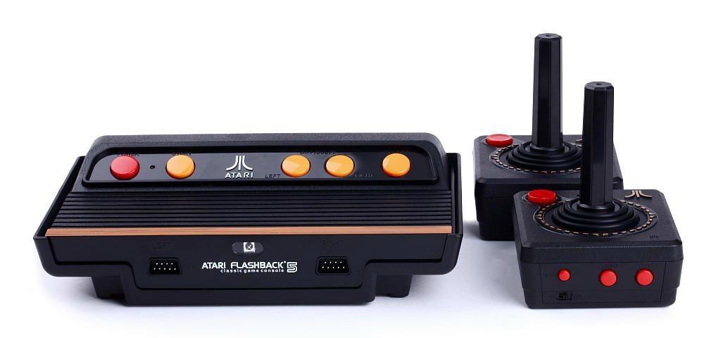 Atari Flashback 5 up close