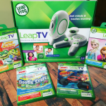Leaping into Educational Gaming with LeapTV