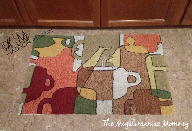 Madison at Main Homefires Accents Rug Coffee Collage by Pela Studio
