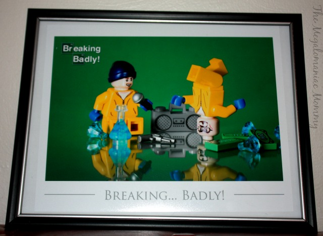 SillyBrickPics Breaking Badly
