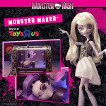 Celebrate the Howlidays with the Monster High Monster Maker