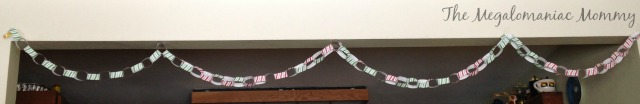Candy Cane Striped Paper Chains Oriental Trading Company