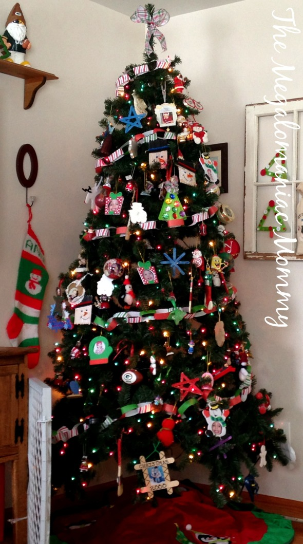 Christmas Tree Candy Striped Paper Chains Oriental Trading Company