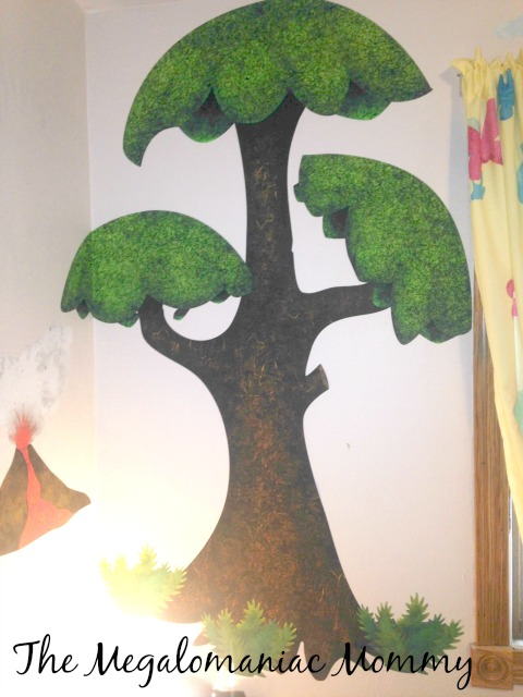 Full size tree My Wonderful Walls Dinosaurs