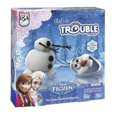 Hasbro Frozen Trouble