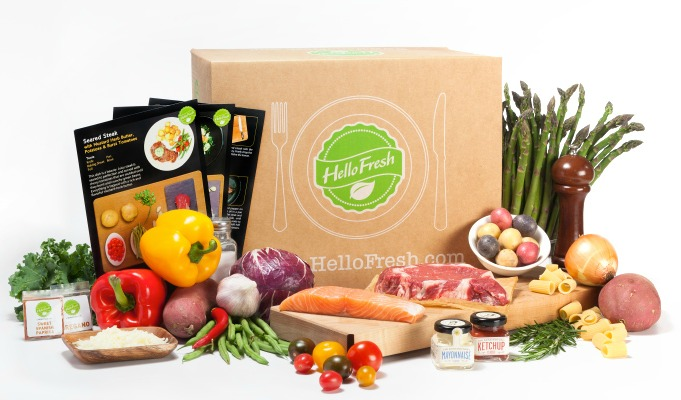 Hello Fresh Example Box