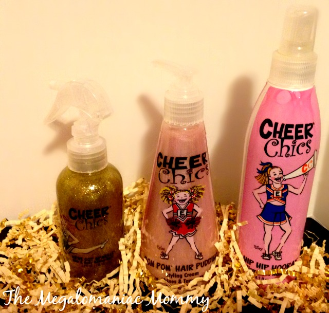 Luna Star Naturals Cheer Chics