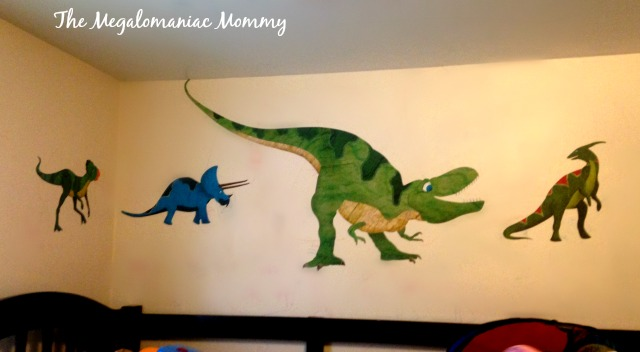 My Wonderful Walls Dinosaurs TRex