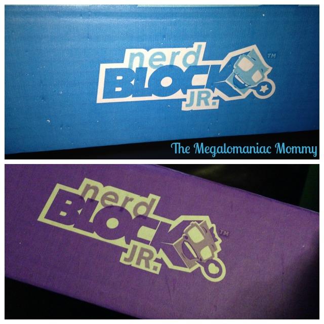Nerd Block Jr. Boy & Girl Box