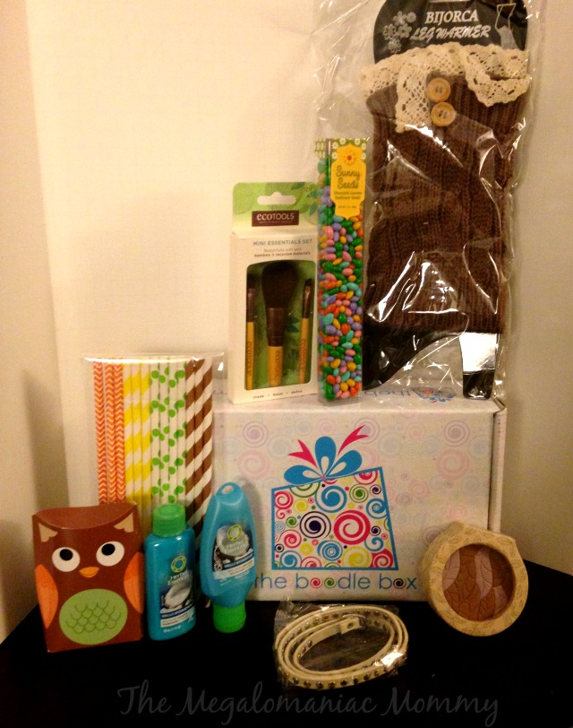 The Boodle Box Unboxed