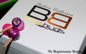 BassBuds Fashion Collection High Performance Earphones