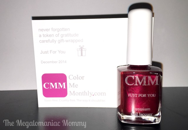 Color Me Monthly Unboxed