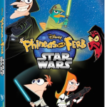 Make it a Movie Night with Phineas and Ferb: Star Wars