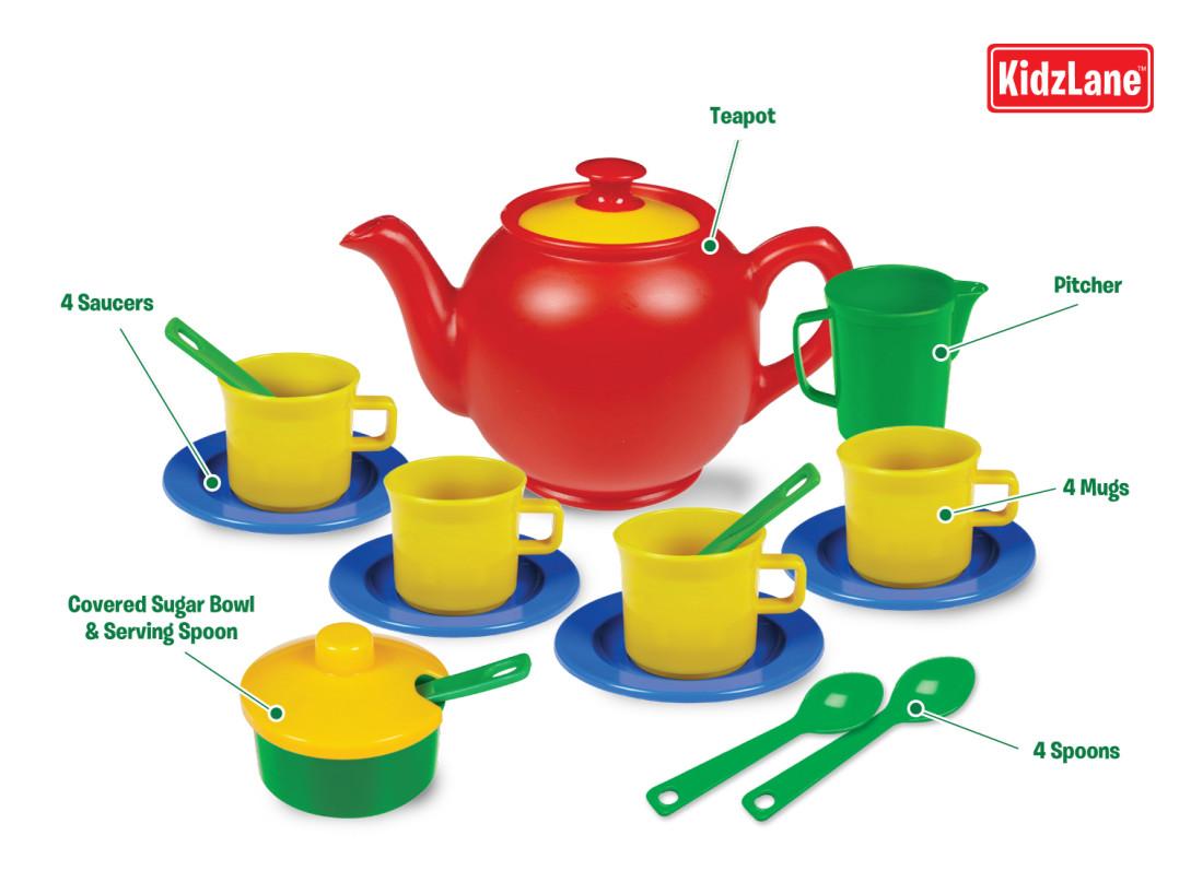 KidzLane Tea Set #dimetrading