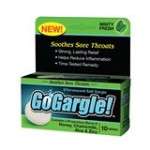 Tackle Your Next Sore Throat with GoGargle! + Giveaway – Ends 2/19