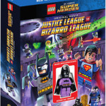 LEGO Justice League Vs Bizarro League Blu-ray