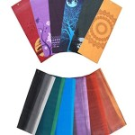 Aurorae Impressions Yoga Mats Offer Comfort & Support