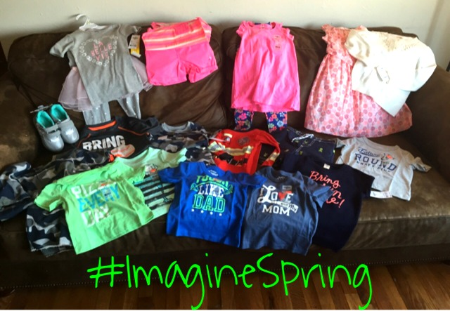 Completed Purchase #ImagineSpring #sponsored #IC