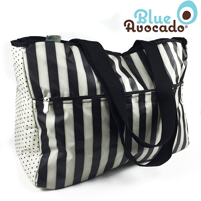 Eco Weekender Oversized Travel Bag by Blue Avocado