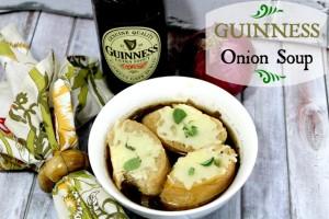 Crock-Pot Guinness Onion Soup