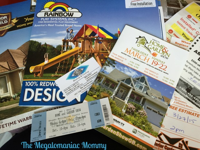 2015 Wbay Tv 2 Home Garden Show Recap The Megalomaniac