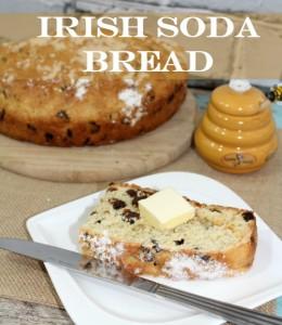 Irish Soda Bread {Recipe}