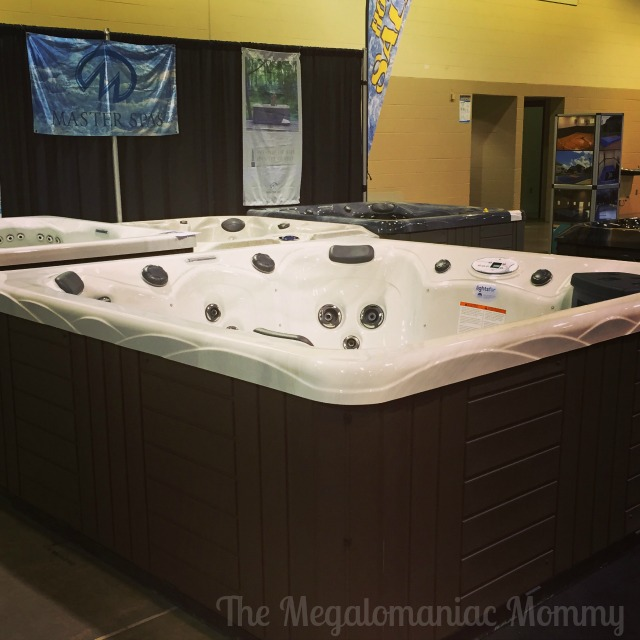 Master Spas of Northern Wisconsin Hot Tub
