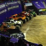 Monster Jam Gets Down & Dirty in Green Bay