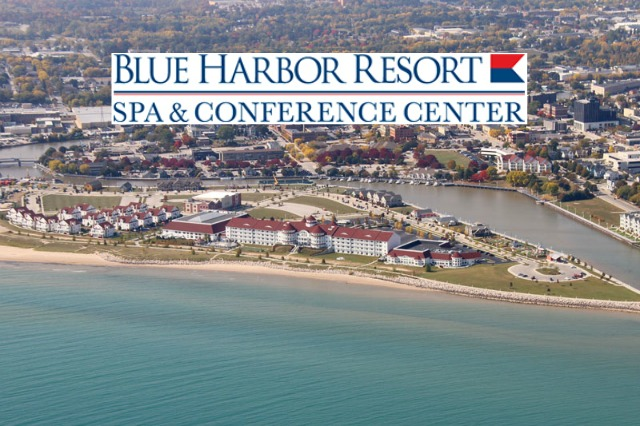 "It's Better At The Blue. Blue Harbor Resort & Spa is the #1 resort on Wisconsin's Lake Michigan coast. With stunning beachfront and water views, Blue Harbor Resort features 182 suites, 64 villas, more than 17,000 square feet of meeting and event space, a 54,000 square-foot indoor waterpark entertainment area including a mini glow golf course, a full service spa, three restaurants, and recreation amenities including watersports and access to the Bull golf course. This award winning resort is located just two hours north in nearby and scenic Sheboygan, WI, known as the ""Malibu of the Midwest."" Visit BlueHarborResort.com or call 866.701.BLUE. FREE Water Park Passes and Savings Up to 30% OFF - Get Free Water Park Passes and Enjoy Special Savings at the #1 Resort on Wisconsin's Lake Michigan Coast.  My Readers receive FREE Water Park Passes and Savings Up to 30% OFF with this exclusive Blue Harbor Resort coupon"