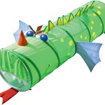 Endless Fun with the Croco Kuno Crawling Tunnel