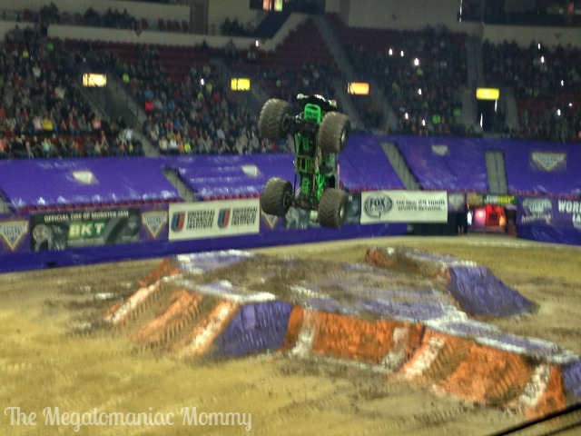 Grave Digger #MonsterJam