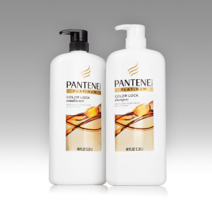 Peerless Protection with Pantene