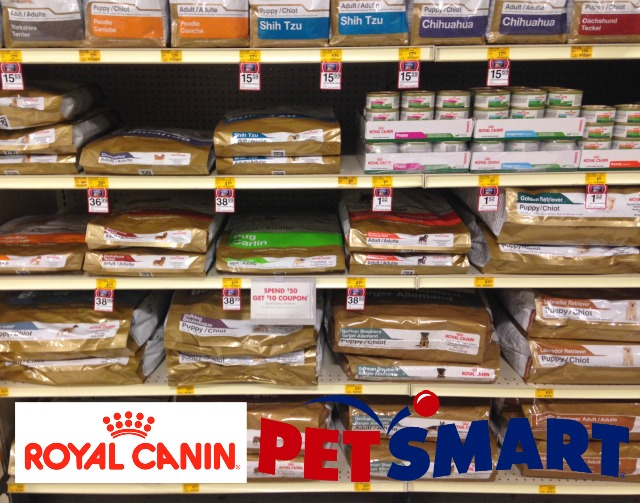 Royal Canin at PetSmart #RoyalCanin