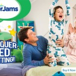 Pampers Underjams are Designed to Conquer Bed Wetting