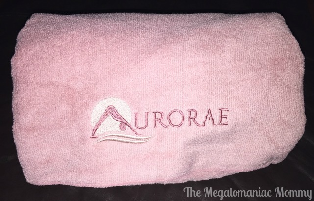 Aurorae Microfiber Towel