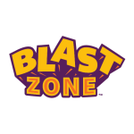 Slip and Slide with the Blast Zone Spray N' Splash 2