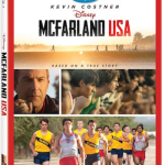 McFarland USA – Coming to Disney Blu-ray Combo Pack 6/2