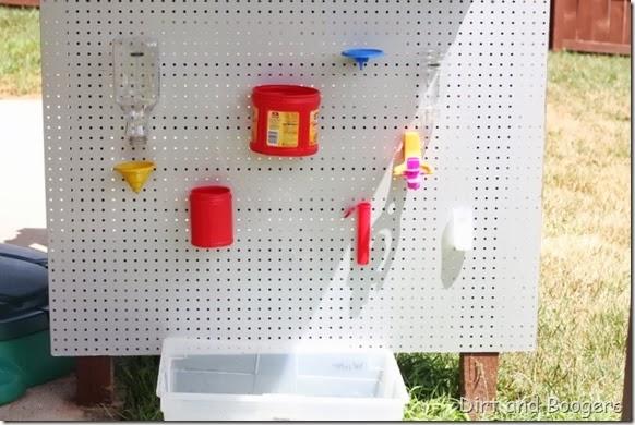 DIY Water Wall Dirt & Boogers
